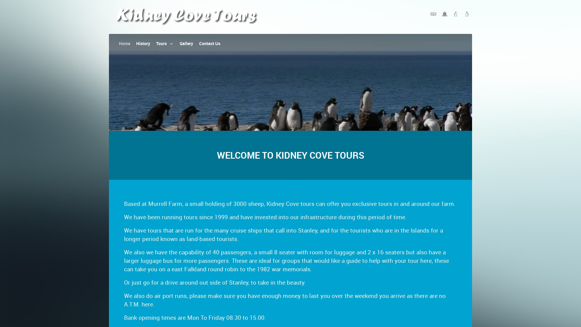 Kidney Cove Tours